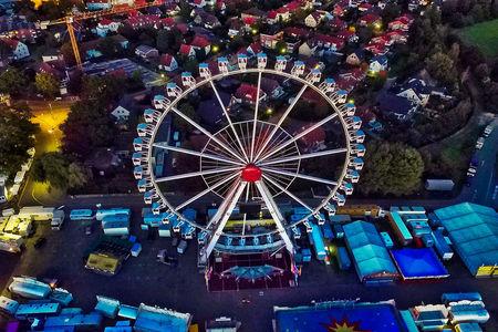 Riesenrad Kramermarkt