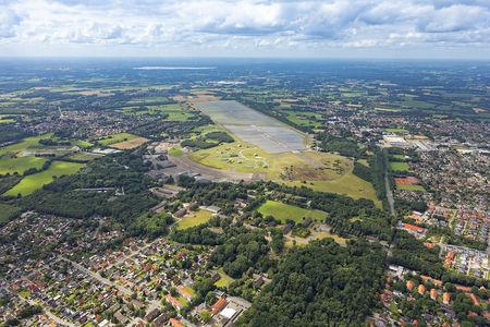 Luftbild Fliegerhorst gesamt