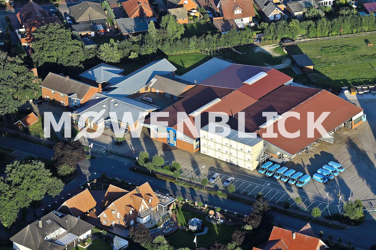 Heinrich Wolking Mühlenbau Luftbild