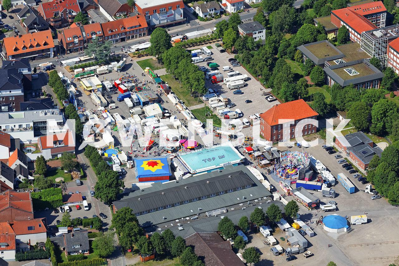 Marktplatz Luftbild