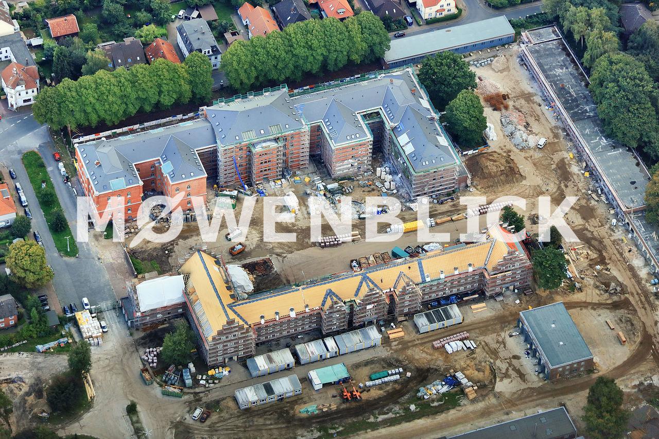 Thomasblock Luftbild