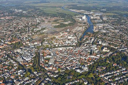 Die gesamte Stadt