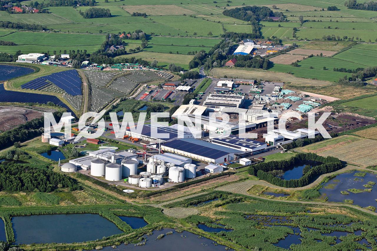 Nehlsen GmbH & Co Luftbild