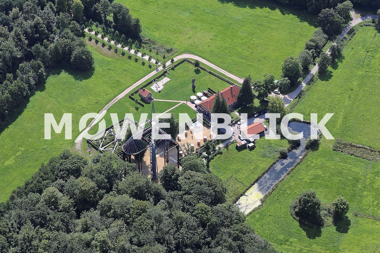 Ihlow Kloster Luftbild