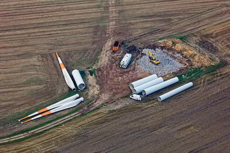 Rückbau Windkraftanlagen