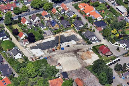 Isenkamp Baustelle