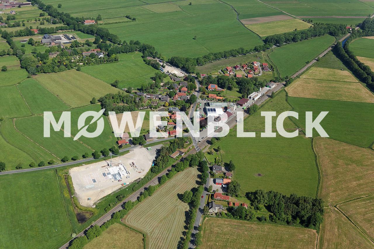 Neuenkoop Luftbild