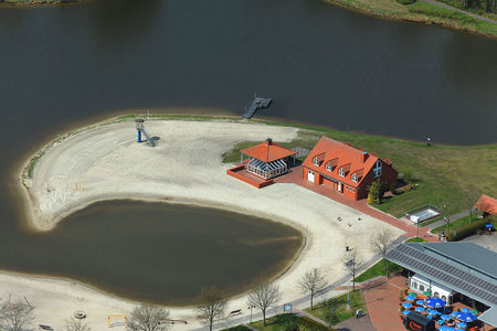 Ihler Meer Strand