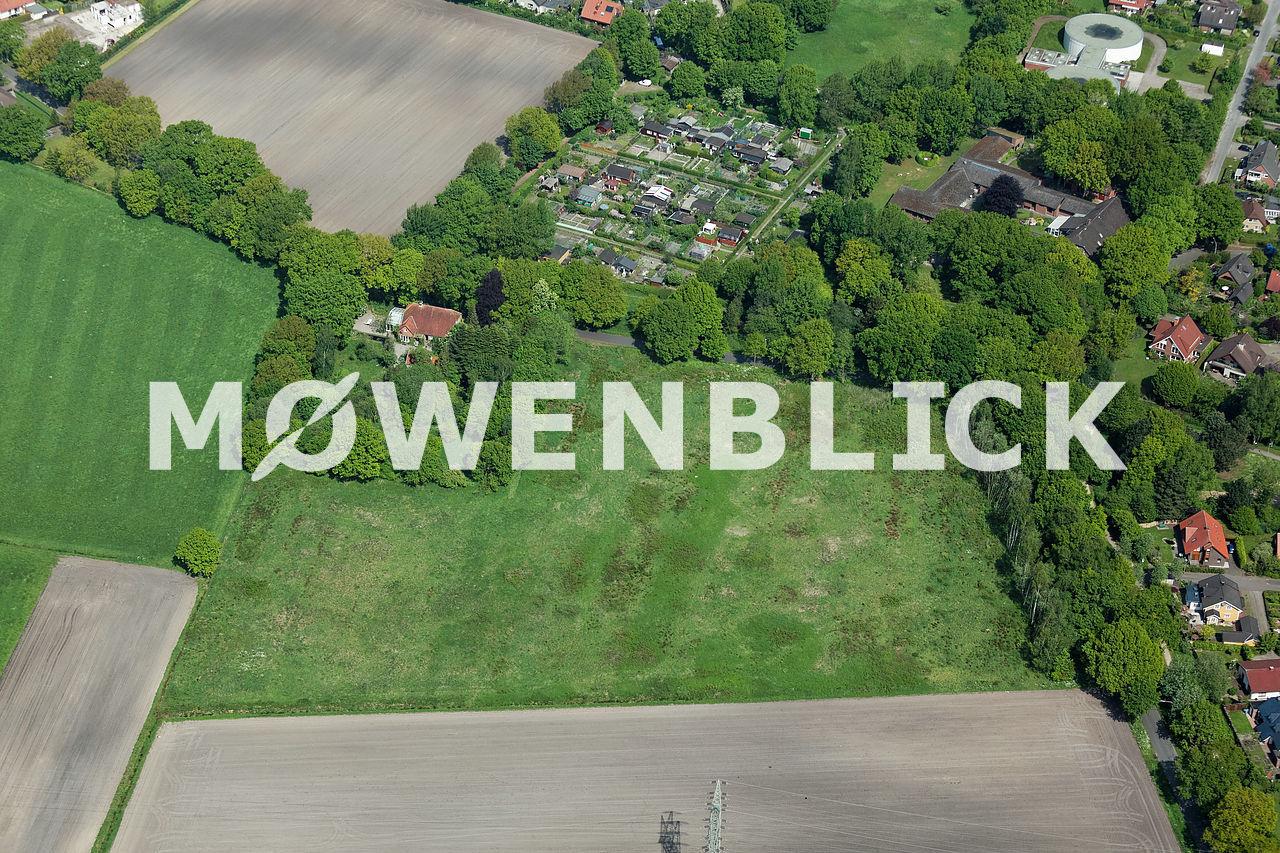 Ziegeleiweg Luftbild