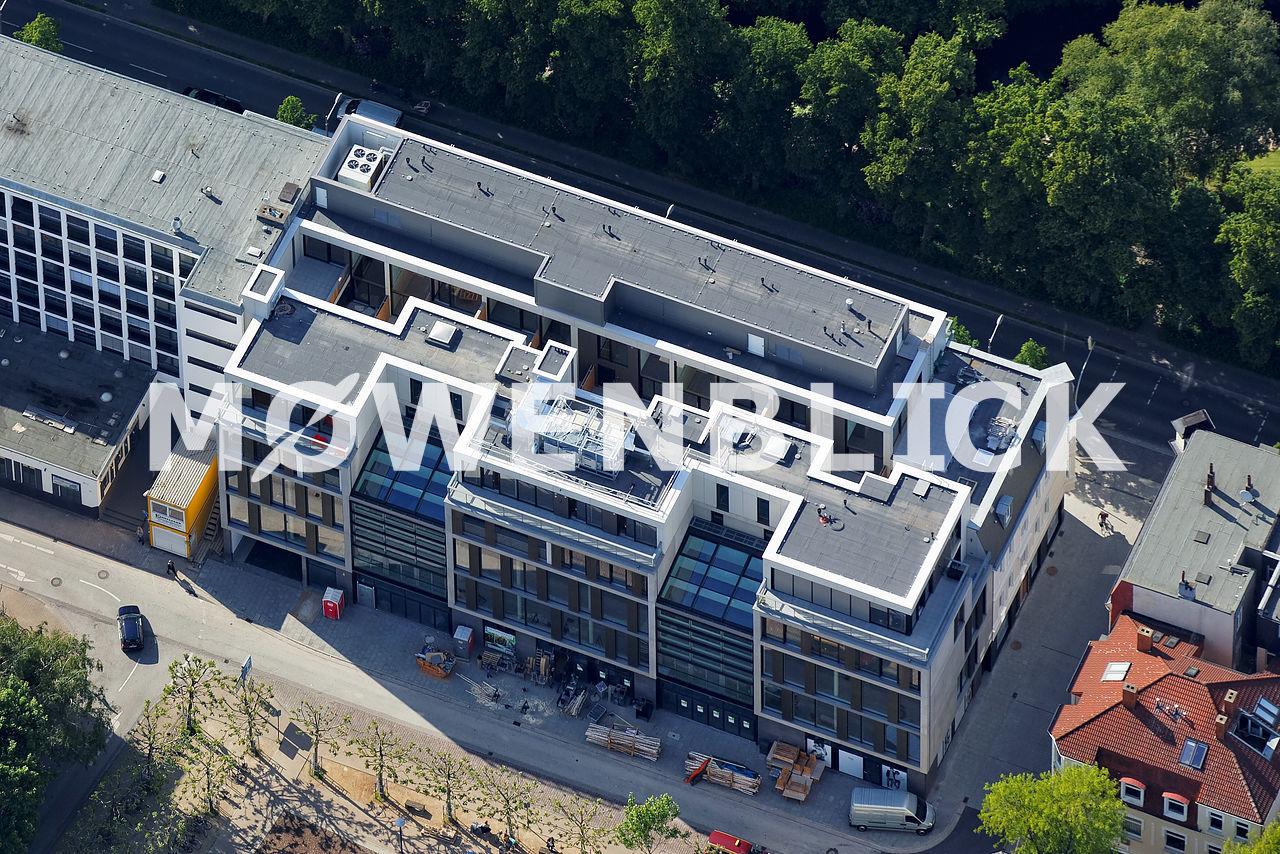 Quartier am Waffenplatz Luftbild