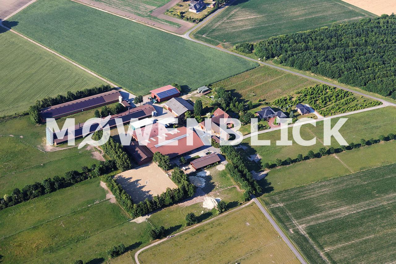 Mahlstedt Luftbild