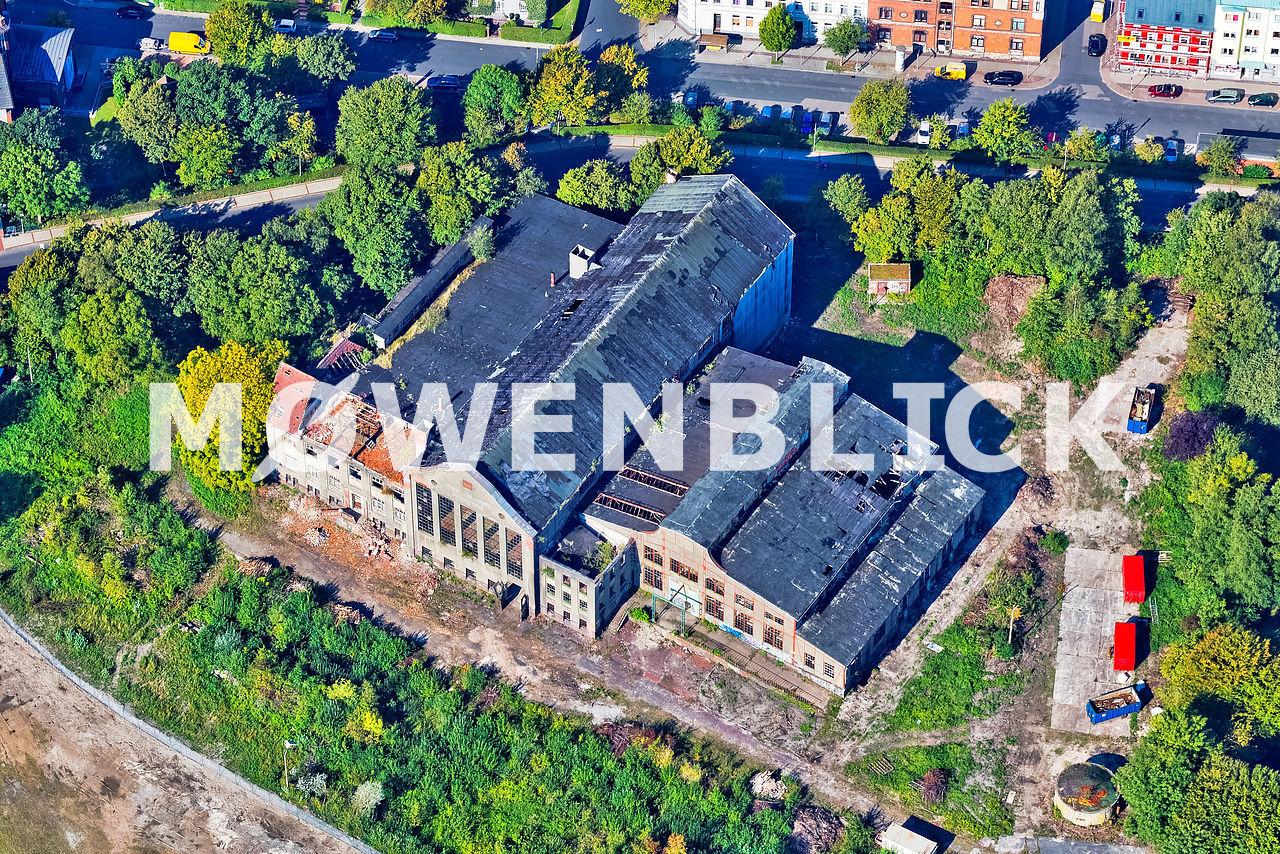 Südzentrale WHV Luftbild  Luftbild