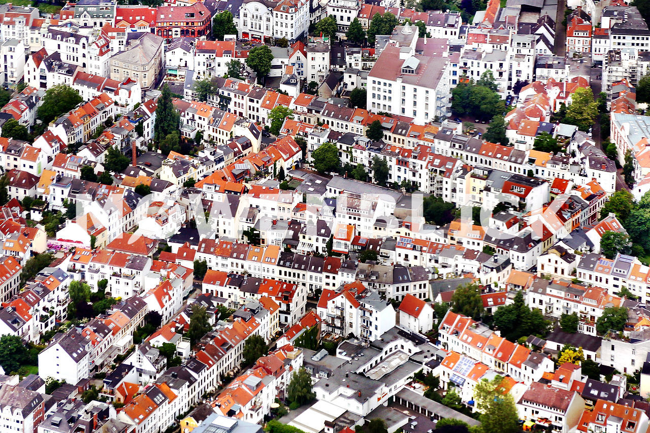 Alexanderstraße Luftbild