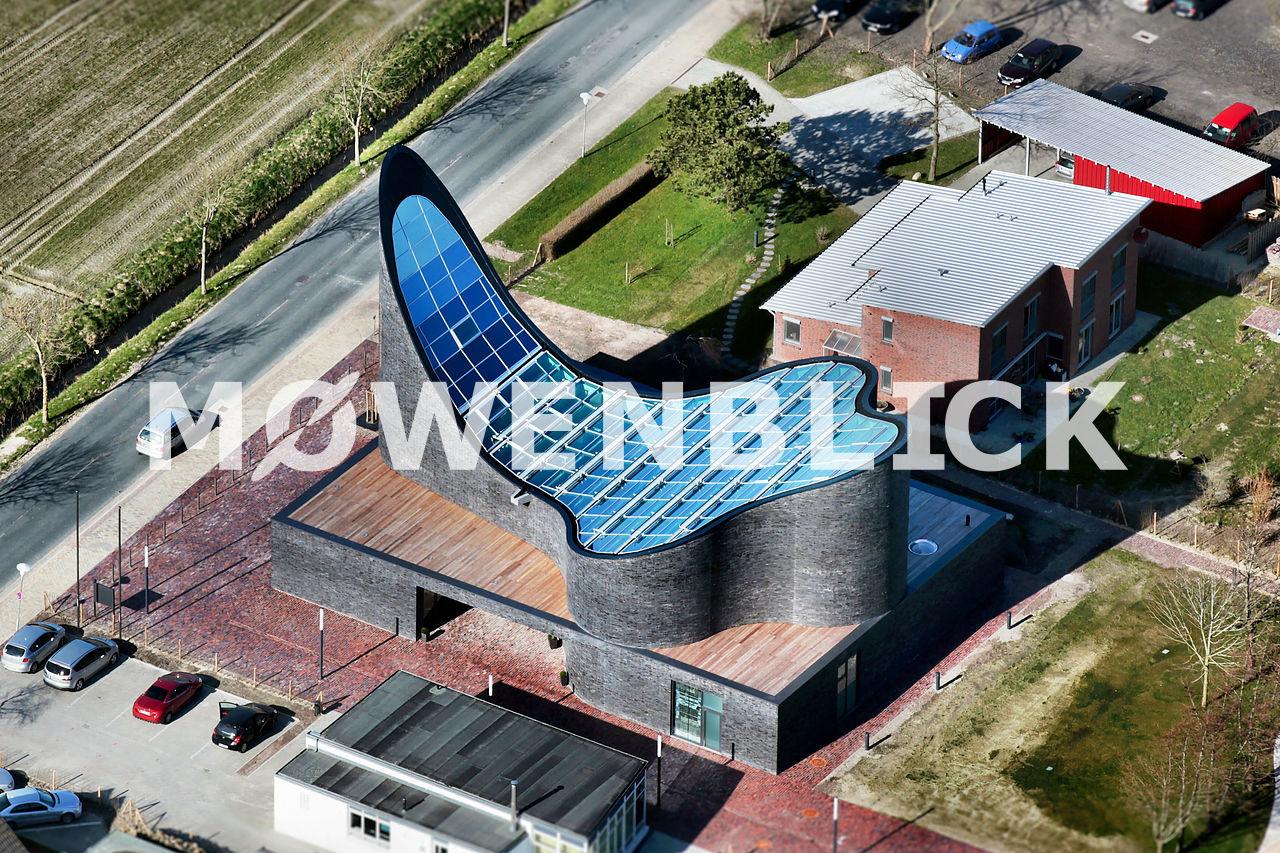 St. Marien Kirche Luftbild