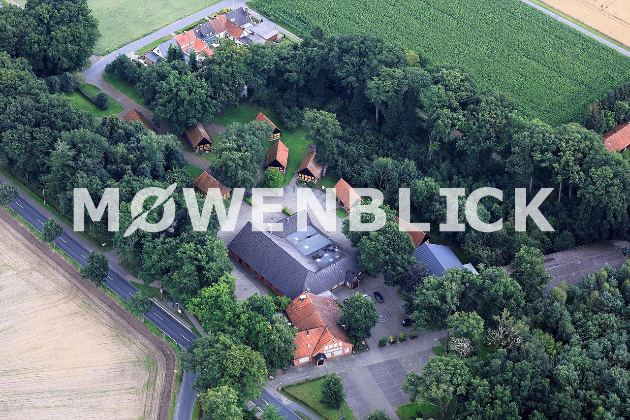 Koems Harpstedt Luftbild