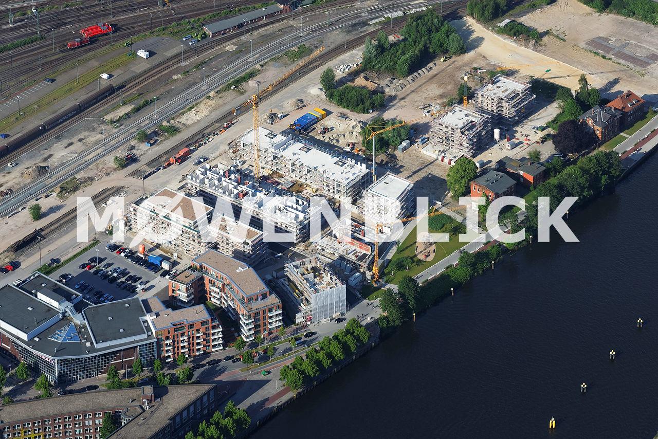 Staupromenade Luftbild