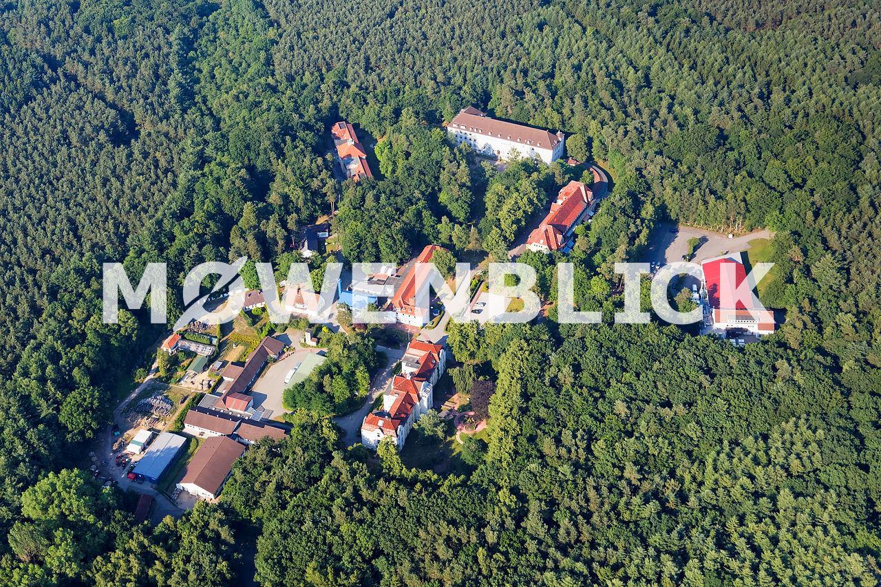 Akademie für Rehaberufe Luftbild