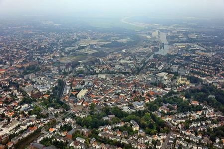 Luftbild Stadt Oldenburg
