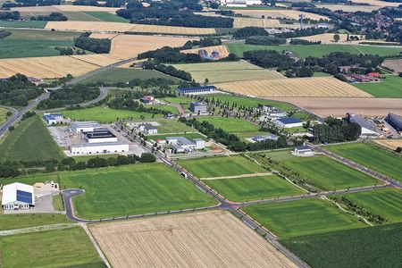 Ecoparc Luftbild