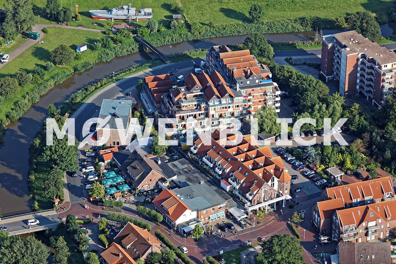 Hotel Leuchtfeuer Luftbild