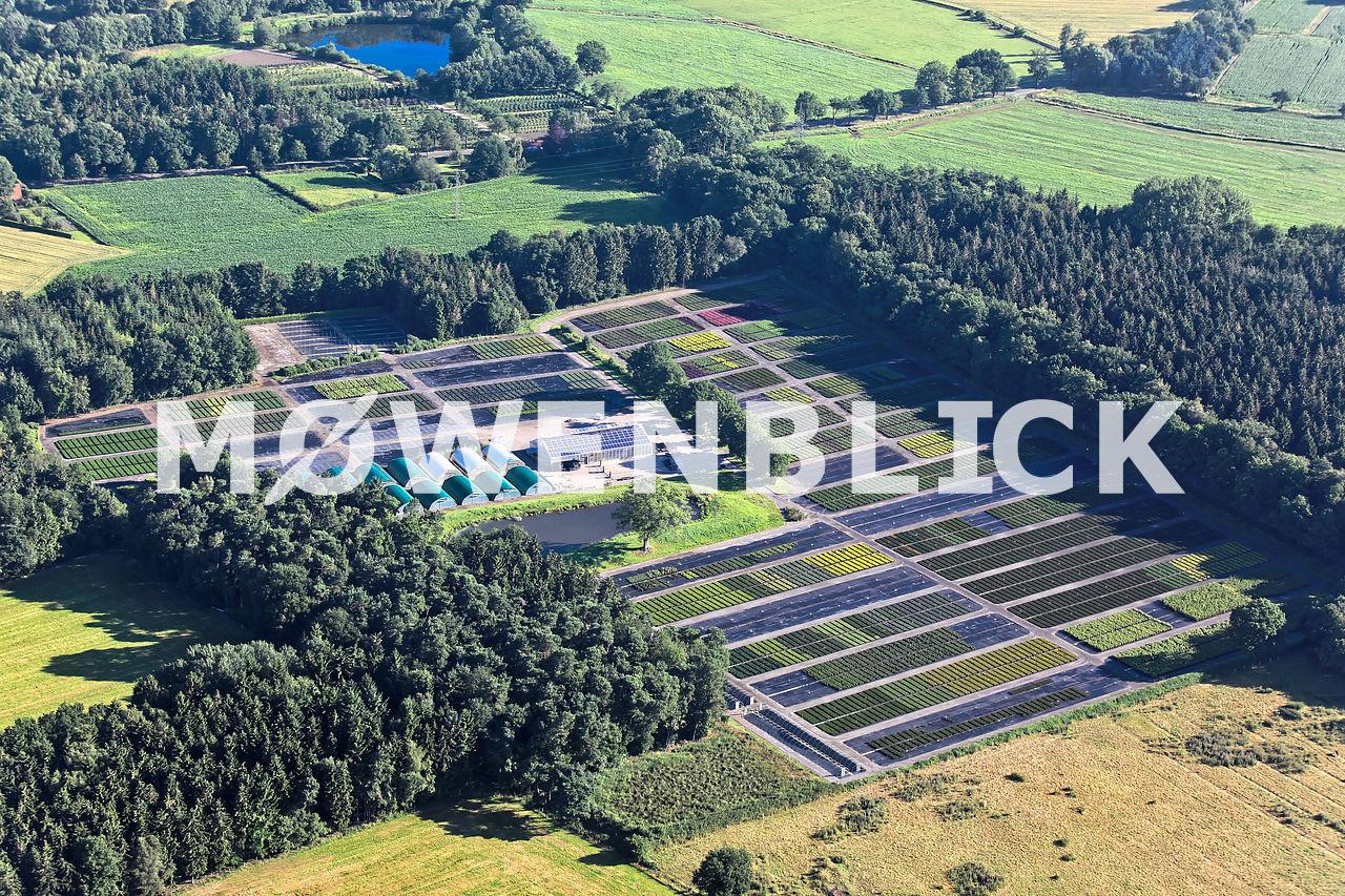 Torsholter Kirchweg Luftbild