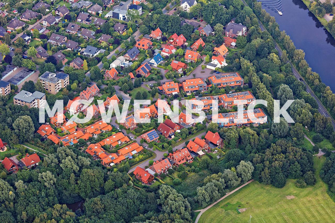 Bettina-von-Arnim Ring Luftbild