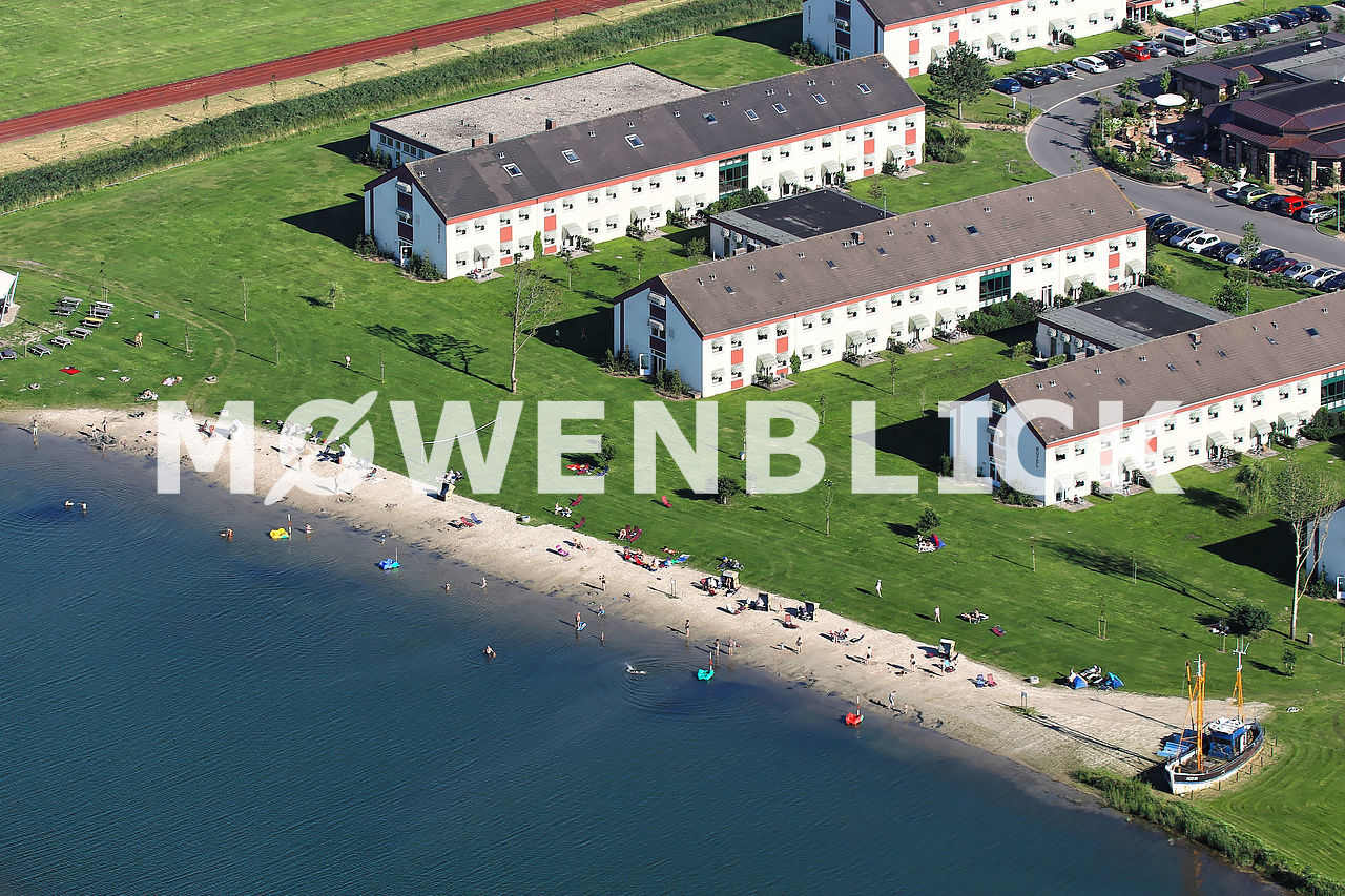 Wangerland Luftbild