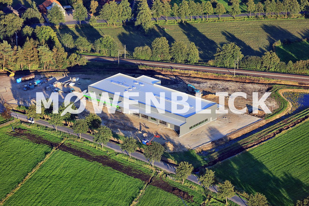 Genossenschaft Neuenkoop Luftbild