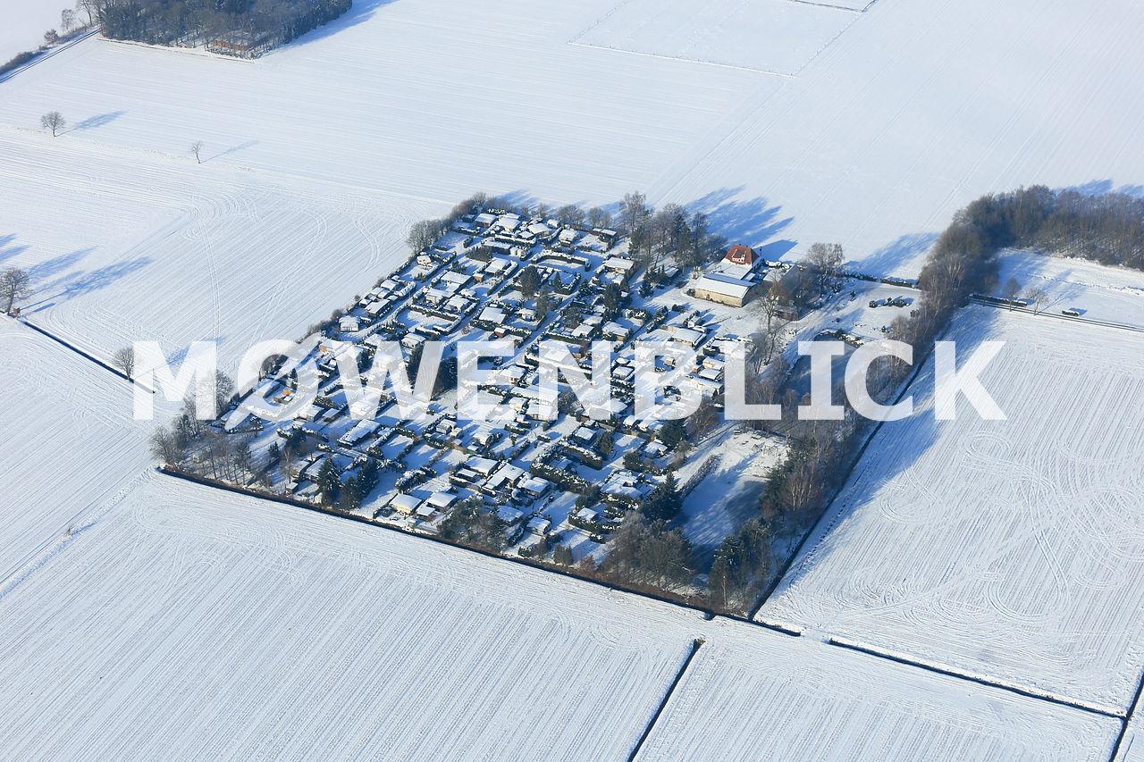 Tannenhof Campingplatz Luftbild