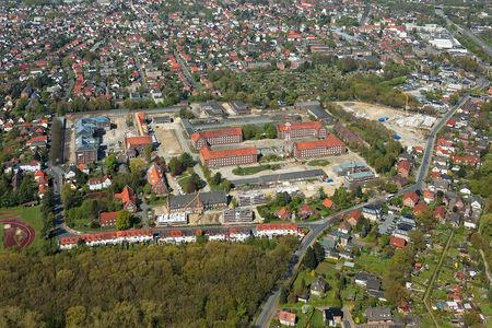 Donnerschwee Kaserne Baustellen