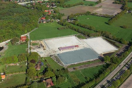 Sportplatzbau Rastede