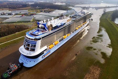Ovaition of the Seas