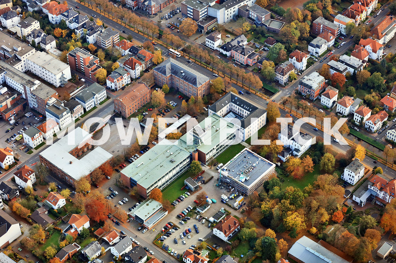 Jade Hochschule Luftbild