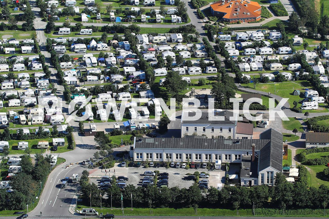 Nordsee Camp Luftbild