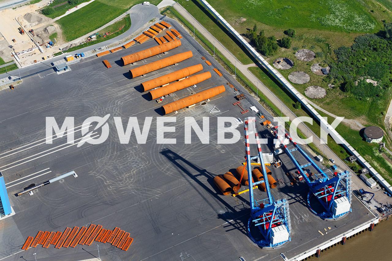 Steelwind Luftbild