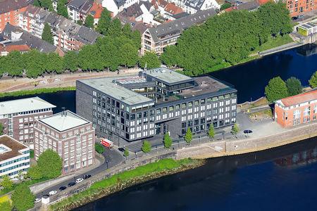 ex Beluga Gebäude