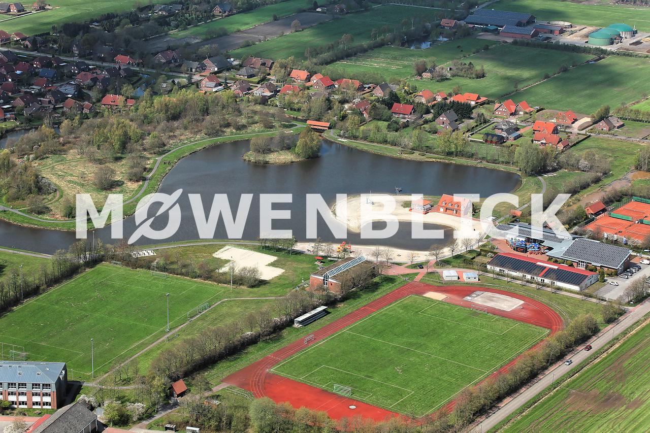 Ihler Berg Luftbild