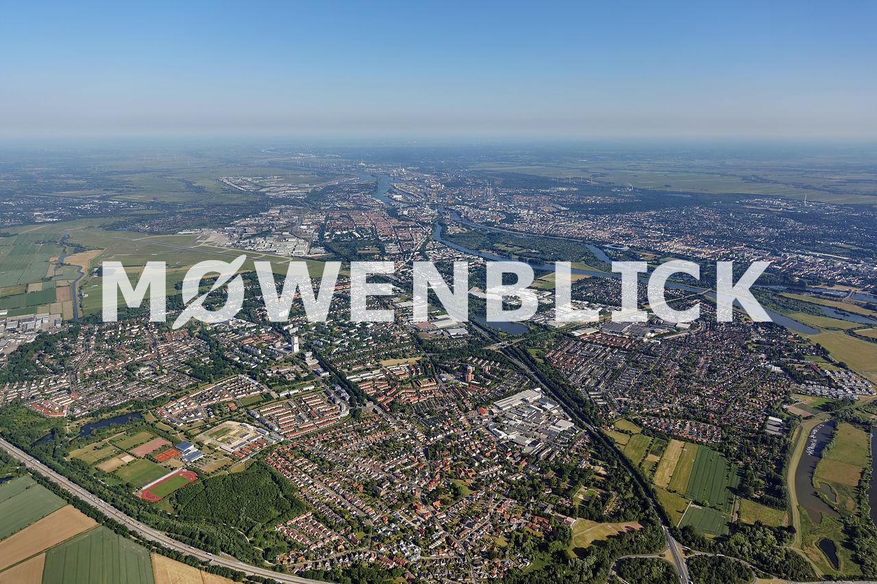Luftaufnahme Bremen Luftbild
