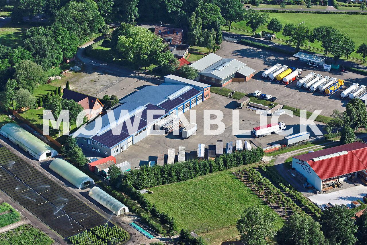 Moorburg Luftbild