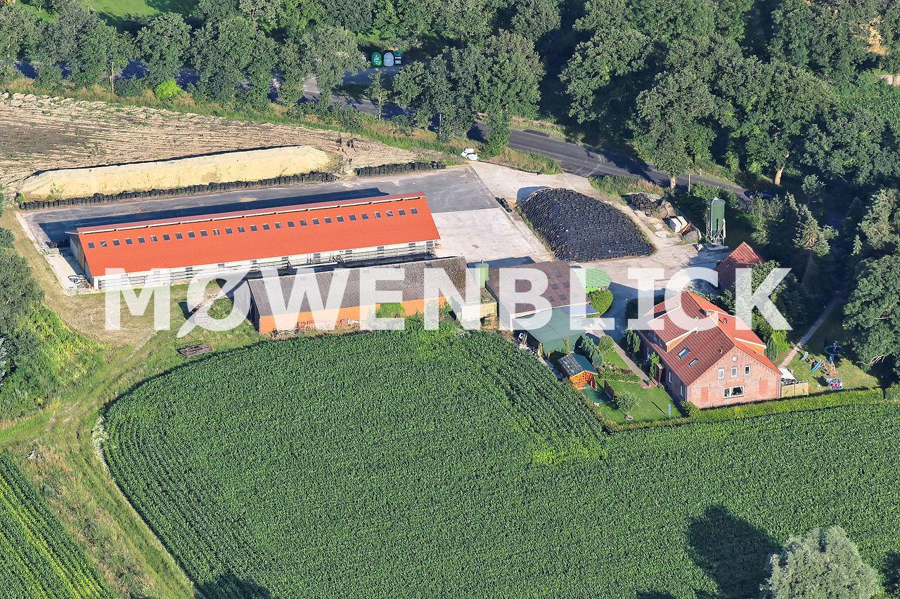 Sandelerhorsten Luftbild
