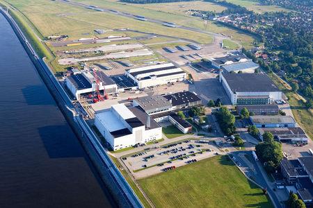 Luftaufnahme Lemwerder