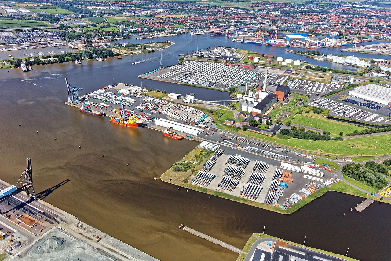 EPAS Hafen Luftbild