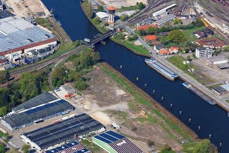 Luftaufnahme Stadt Oldenburg