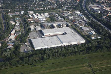 Luftaufnahme Stadt Bremen