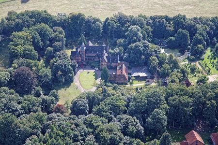 Luftaufnahme Zenkloster