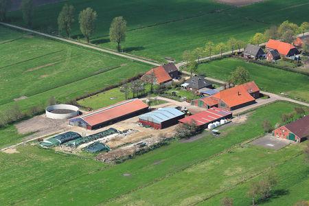 Luftaufnahme Ihlow