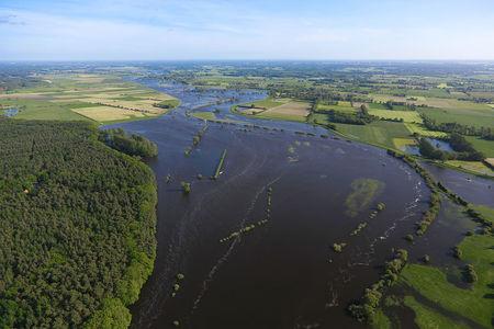 Luftaufnahme Kirchlinteln