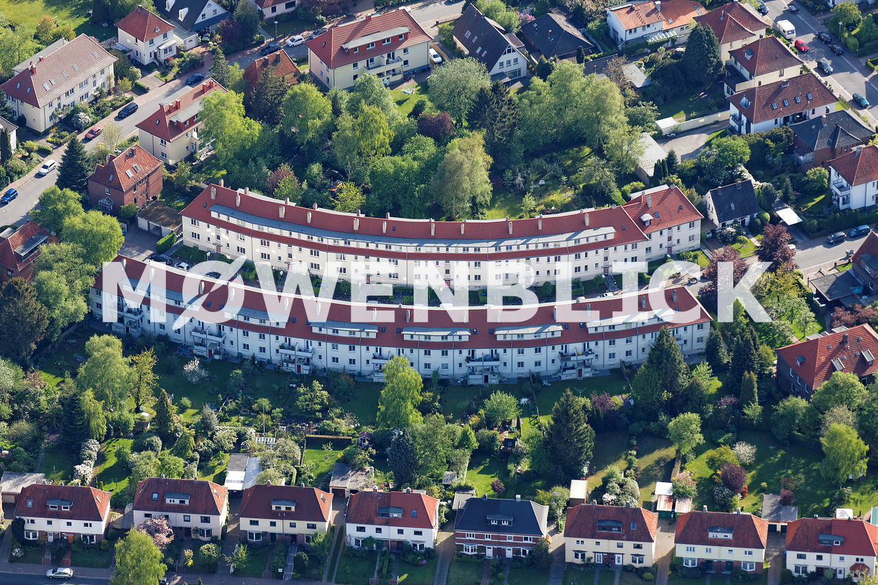 Noackstraße Luftbild