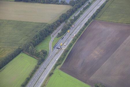 Luftaufnahme A28
