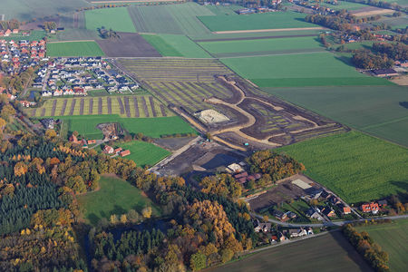 Luftaufnahme Stadt Vechta
